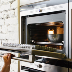 the example of combi oven